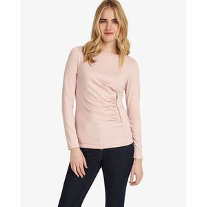 Phase Eight Zoe Zip Side Top, kolor różowy