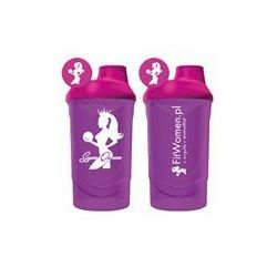 Fitwomen shaker gym queen 1szt