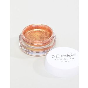 Inc.redible you glow girl iridescent jelly - show glow - brown