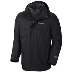 COLUMBIA Bugaboo Interchange Jacket Black L