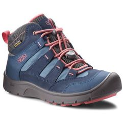 Trzewiki KEEN - Hikeport Mid Wp 1018002 Dress Blues/Sugar Coral, kolor niebieski