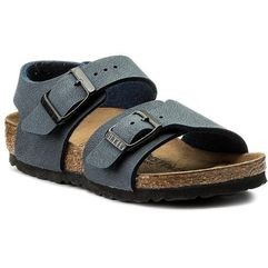 Sandały BIRKENSTOCK - New York Kids Bs 0087773 Navy