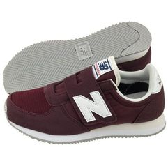 Buty New Balance KV220CDY Bordowe (NB245-a)