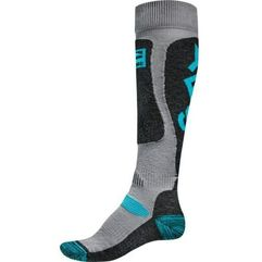 skarpetki GLOBE - Yes/Globe Pow Pow Sock Grey/Blue (GREYBLUE) rozmiar: L/XL