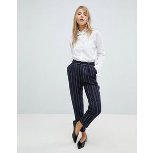 striped trousers - navy, Pimkie