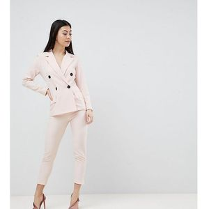 Missguided Petite Peg Trousers - Pink