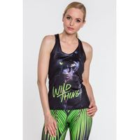 Feel joy Sportowy top panther -