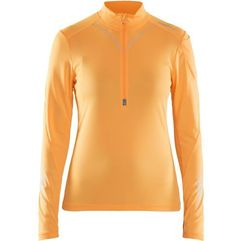 Craft bluza termoaktywna brilliant 2.0 orange l