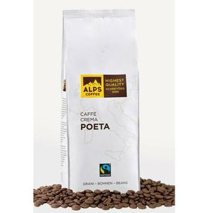 kawa ziarnista ALPS COFFEE POETA 1000g (4007460017209)