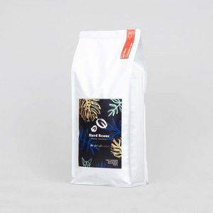Hard beans Kawa toucan blend 1000g ziarnista