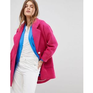 Esprit tailored coat - pink