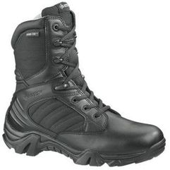 "Buty assault m-8 u-light gore-tex unis mater leather/nylon wysokie 8"" black 80/42.0-m 009/11 marki Bates"