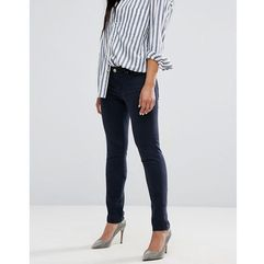 high waisted skinny jean - blue marki 7 for all mankind