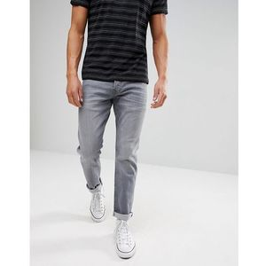 Esprit Straight Jeans In Grey - Grey, kolor szary