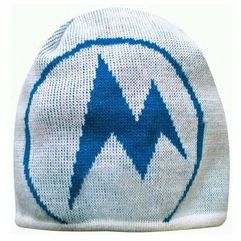 Marmot czapka switchback hat methyl blue/white