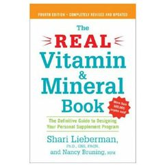 Real Vitamin and Mineral Book (9781583332740)