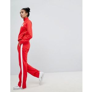 tracksuit pant with side stripe - red, Calvin klein