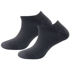 Devold skarpetki daily shorty sock 2pk black s (36-40)