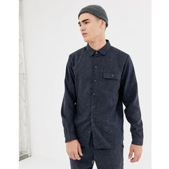 fleck shirt - navy, Another influence, XS-XL