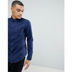 Another Influence Long Sleeve Denim Shirt - Purple, w 2 rozmiarach