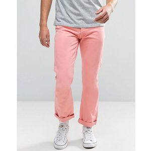 Tommy jeans 90s straight fit jeans m17 in pink - pink, Hilfiger denim