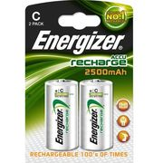 Akumulator ENERGIZER Power Plus, C, HR14, 1,2V, 2500mAh, 2szt.