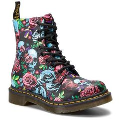Dr. martens Glany - 1460 pascal rose 24427102 multi