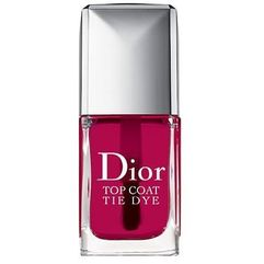 Christian dior top coat tie dye 10ml lakier do paznokci 869 , :christian dior: