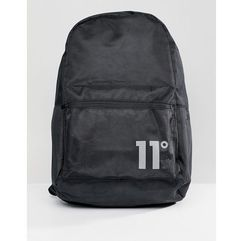 11 Degrees Backpack In Black - Black