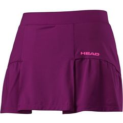 Head spódniczka tenisowa club basic skort w purple xl