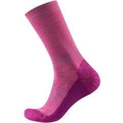 Devold skarpety sportowe damskie Multi Medium Woman Sock Cerise 38-40 (7028567191002)