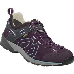 buty santiago low gtx w dark purple/light blue 6 (39,5 eu) marki Garmont
