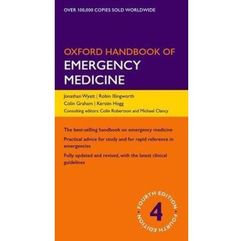 Oxford Handbook of Emergency Medicine, Oxford University Press