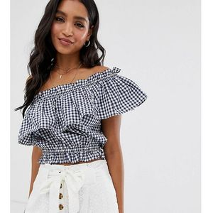 lavande gingham top - multi marki French connection