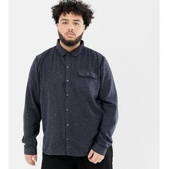Another Influence PLUS Fleck Shirt - Navy, w 2 rozmiarach
