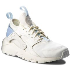 Buty NIKE - Air Huarache Run Ultra (GS) 847568 103 Sail/Royal Tint, kolor biały