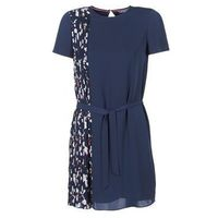 Tommy hilfiger Sukienki krótkie nalise pleated dress ns
