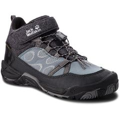 Półbuty JACK WOLFSKIN - Jungle Gym Texapore Mid K 4030651 Wolf