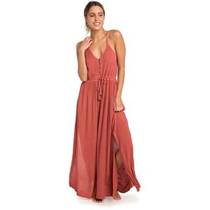 sukienka RIP CURL - Nelly Maxi Dress Hot Sauce (9588)