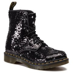 Glany - 1460 pascal seqn 24591016 black/silver marki Dr. martens