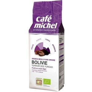 Cafe michel Kawa mielona boliwia bio 6 x 250g fair trade (3483981000974)