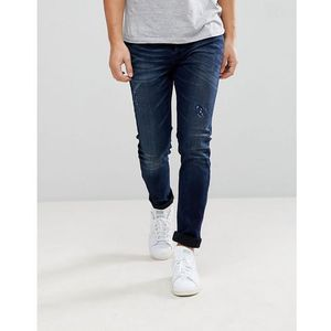 Only & Sons Slim Jeans - Blue, jeans
