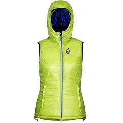 barier lady vest sunny green l marki High point