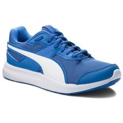 Sneakersy PUMA - Escaper Mesh Jr 190325 07 Blue/White/Ribbon Red