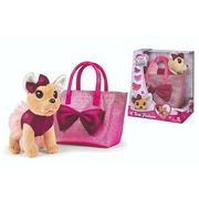 ChiChi Love piesek chihuahua Bow Fashion w torbie (4006592053727)
