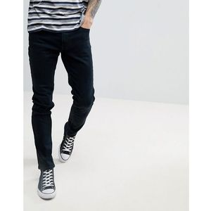 Rollas tim slim jeans - black