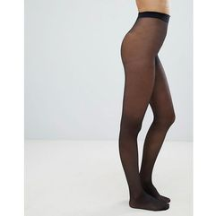 Gipsy 20 Denier Invisible Shaper Tights - Black