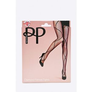 - rajstopy sparkle fishnet marki Pretty polly
