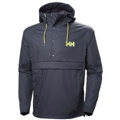 Helly hansen kurtka męska loke packable anorak graphite blue l