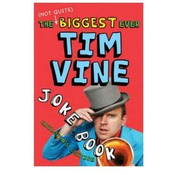 (Not Quite) Biggest Ever Tim Vine Joke Book